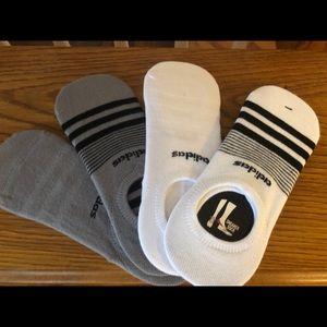 Brand new Adidas socks.